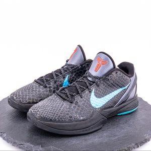 Nike Zoom Kobe 6 Dark Knight mens size 10